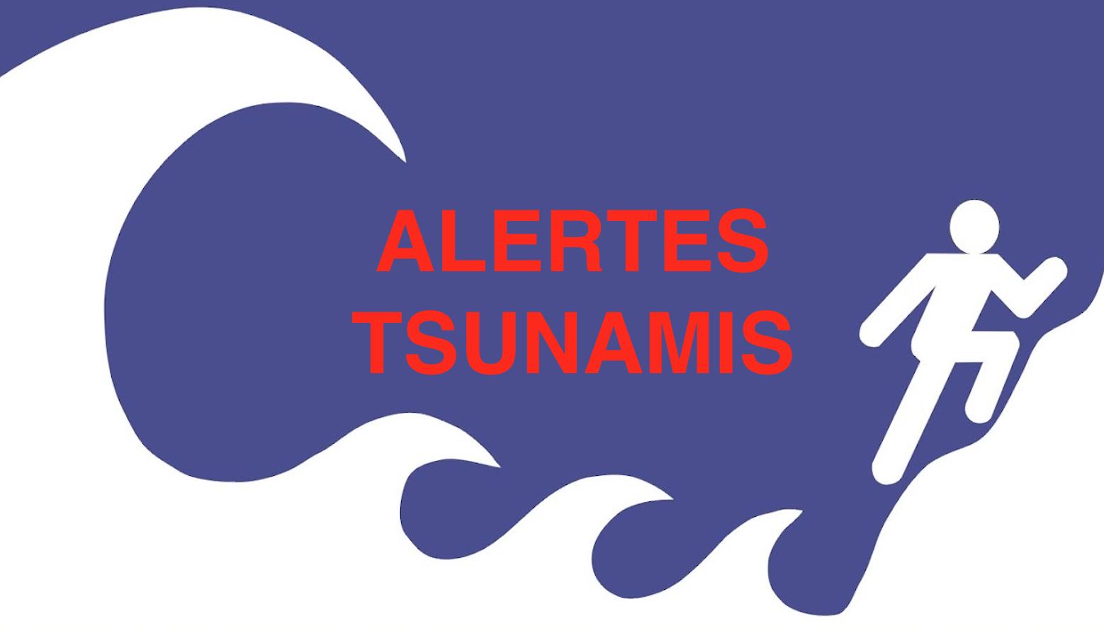 Alertes tsunamis NWS